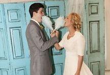 Cotton Candy Weddings / Cotton Candy Weddings, Rustic Cotton Candy Weddings, Cotton Candy Wedding Dresses, Cotton Candy Wedding Ideas, Cotton Candy Wedding Themes, Cotton Candy Wedding Decorations, Cotton Candy Wedding Table Decor