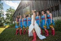 Blue Rustic Weddings / Blue Rustic Weddings
