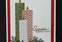 DIY - kaarten - kerst