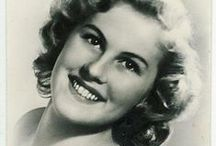 "Armi Kuusela / The beautiful Armi Kuusela, Miss Universe 1952, also known as ""Finland's Marilyn"""
