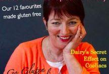 Gluten Free Baking & Living magazine / Gluten free magazine and recipes