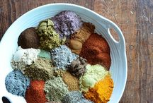 Spices / by Pam Manuel