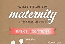 What to Wear - Maternity / Stuck for Ideas on what to wear for your maternity session? This board is full of great ideas to suit many different styles.