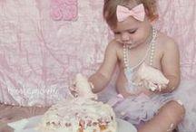 Cake Smash  / Cake Smash | Brooke Michelle Photography