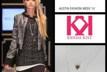 Kenda Kist Jewelry - Press / Publicity roundup for Kenda Kist Jewelry press hits and editorial placements. Print, digital, broadcast and event coverage.
