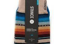 Socks / Happy Socks, Stance Socks, Only NY Socks, Carhartt Socks ..you can never have enough quality socks!