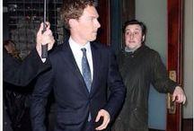 Bennadict Cumberbatch and sherlock
