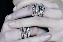 Blackout fashion small things / minimalistické šperky a doplňky v Blackout fashion