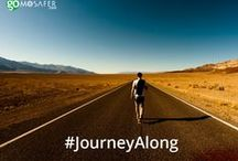 Journey Along / #JourneyAlong- That's our motto at GoMosafer!