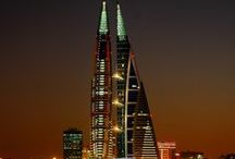 Bahrain World Trade Centre / Interior and Exterior Lighting