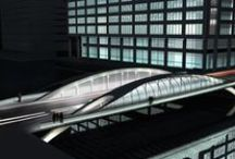 Canary Wharf Infrastructure, London UK / Exterior and Urban Lighting Design