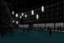 Haymarket Redevelopment, Edinburgh UK / Urban Lighting Design