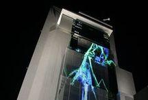 IPIC Square, Abu Dhabi / Facade Lighting Design