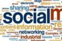 Social Media / Social media is the basic component for the online business. It is a craft of delivering activity to webpage for producing business through online social group, social networking likewise use as marking apparatus and can expand change and introduction