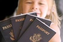 Travel / Activities and ideas for Traveling with kids. As well as how to remember the travels.