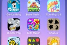 Tot Tech / Technology for Kids including apps, online resources and fun tech games to play. No video games included.
