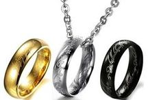 Men's Jewlery / Become cooler and charming with us!