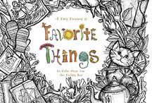 Thinking Tree Coloring Books
