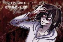 Jeff the Killer / Jeffry Woods//Jeff the Killer
