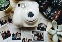 Polaroid Photos.