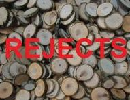 Wood Rejects-CLEARANCE / Wood Rejects-Wood Clearance Sale! Wood Sale on Rejects at www.ChurchHouseWoodworks.com or https://www.etsy.com/shop/ChurchHouseWoodworks