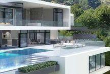 Design / House,Vila,kitchens,bedroom...