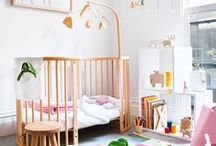 Well Nested / Big ideas for little people's rooms. / by Marquise Baby