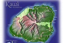 Kauai, Hawaii March 2014 Trip / by Rebecca Skroback