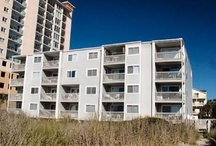 Xanadu I / You and your family will fall in love with these beautifully decorated two and three-bedroom homes on the ocean. Oceanfront pool, elevator, on-site parking, cable TV, W/D in each unit, fully equipped kitchen. Linens are included.