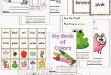 colorare / coloring