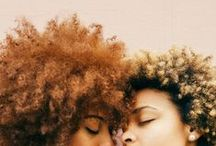 Hair + Beauty / Best skin products, make-up & hair care products! Plus, great tips on taking care of natural hair!