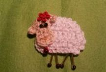 By me :-) / Crocheting and other stuff :o)