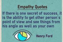 Empathy Quotes / Quotes about Empathy