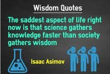 Wisdom Quotes / Quotes about Wisdom and Wise Quotes and Sayings