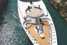 Boat luxurious