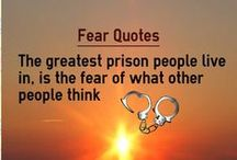 Fear Quotes / Fear Quotes Quotes about Fear