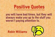 Positive Quotes / positive quotes positivity quotes
