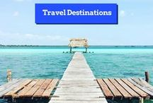 Reiseziele / Travel Destinations
