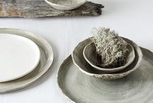 Wabi-sabi / A curation of kitchenware which conveys impermanence and beauty