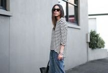 striped styling / stripes are the new black