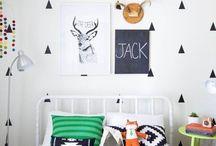 Boy's Room Inspiration / by Tara Hopkins