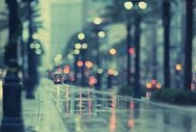 Rainy Days  / by Tiffany Carter