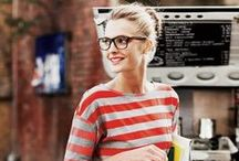 four-eyes styling / style those specs friends / by Erin Hiemstra / Apartment 34