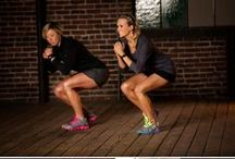 Fitness / Workouts for women to improve overall health, tone arms and legs and loose weight.