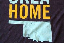 SOONER ROOTS / A girl born and raised in OKLAHOMA!!!  Proud to be an OKIE! / by Joy Albert