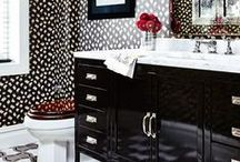 Powder Room / by Sharon Weber
