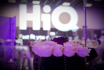 HiQ Faces & Places / HiQ all over the UK and the people behind the brand