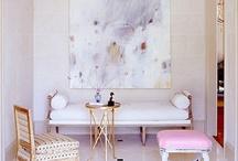 An art lover's house / by Eva Galvez
