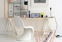 In the workplace  / by Matt Blatt Furniture