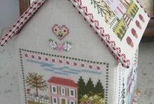 Stitching / by Carolyn